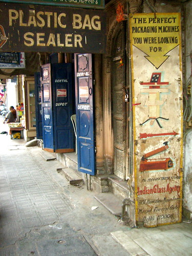 Signs - Old Delhi | by dizznan