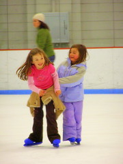 Ice Skating at Mullins Center-17 | by Sienna Wildfield (www.HilltownFamilies.org)