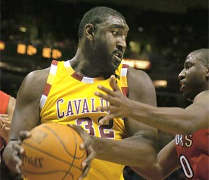 Robert Traylor | by Cavs History