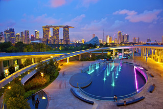 Singapore Marina Barrage | by Kenny Teo (zoompict)