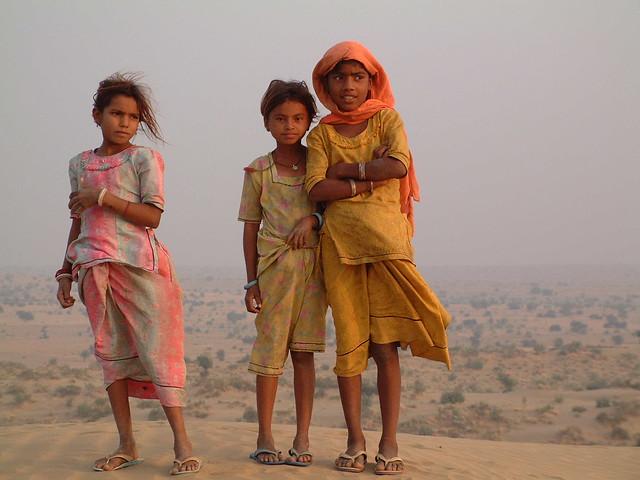 Jaisalmer, Desert of Thar, 8/12/2003
