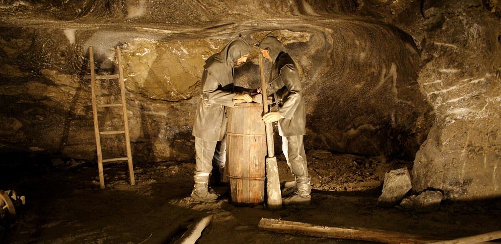 visitar minas de sal
