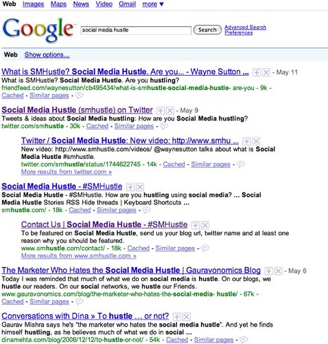 social media hustle - Google Search- google juice | by waynesutton12