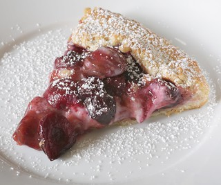 cherry cheesecake galette | by Madison Bistro