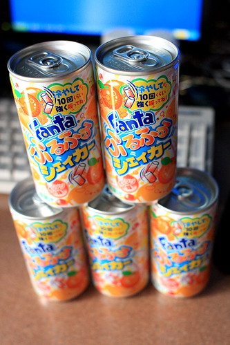 Fanta FuruFuru Shaker Orange | by HK-DMZ