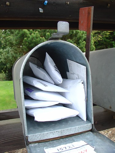 Mailing Junk back to Junk Mailers | by Oran Viriyincy