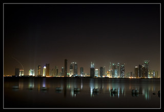 Doha's developing skyline | by fatboyke (Luc)