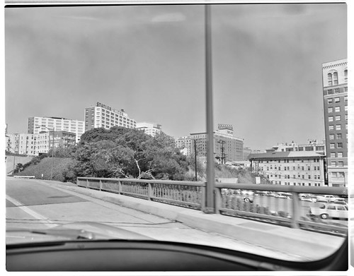 LA Skyline MTA_1376 | by Metro Transportation Library and Archive