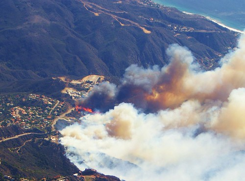 Malibu Fire  10/07 | by kla4067