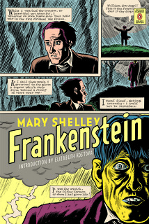 frankenstein | by paul buckley design