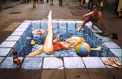 Amazing 3D Sidewalk Chalk  Art 30 | by dwightgenius