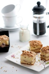 Chai Coffee Cake | by tartelette