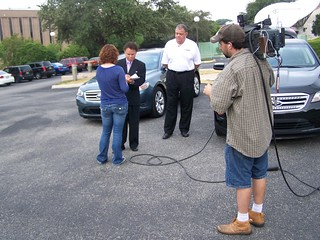 darryl hazel in san antonio live interview by ford motor company. Cars Review. Best American Auto & Cars Review