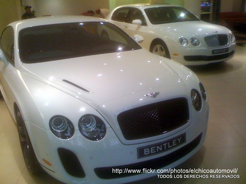 Bentley Continental Supersports & Bentley Continental Flying Spur | by SuperCarsMexico OFFICIAL