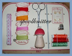 Small Mushroom spool knitter | by mazcrazyhaberdasher