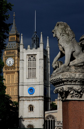 Big Ben and St Margarets and the Abbey Lion | by cubsfan1032