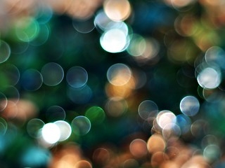 my love for bokeh | by { pranav }