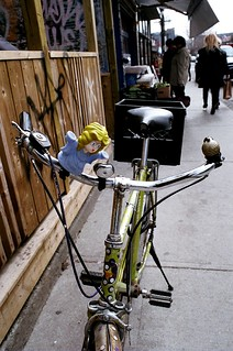 Blondes Find Cycling Fun | by Georgie_grrl