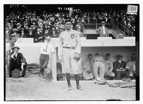 [Ty Cobb, Detroit AL (baseball)]  (LOC) | by The Library of Congress