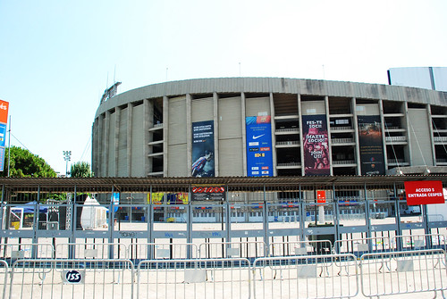 Camp Nou | by _bianconero