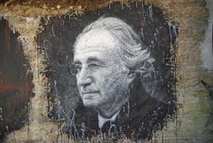 Bernard Madoff, painted portrait _DDC5185 | by Abode of Chaos