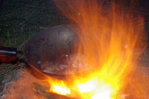 Seared Pigeon Breasts Coracle Trip in Sussex | by The Hungry Cyclist