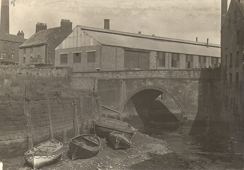 003986:Ouseburn Bridge Newcastle upon Tyne Unknown c.1920