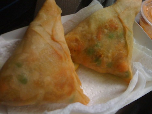 Samosas from Nellie's Samosas | by swampkitty