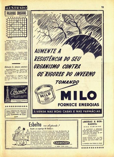 Século Ilustrado, No. 935, December 3 1955 - 14