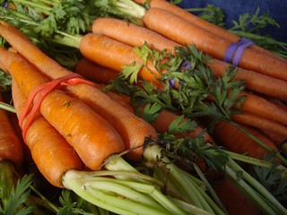 Carrots from HW Organics | by swampkitty