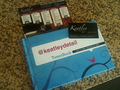 @keatleydetail TweetBook (cover) | by TweetBookz