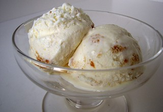 Cheesecake Ice Cream | by Tracey's Culinary Adventures