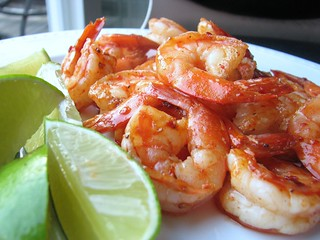 Chipotle Lime Shrimp | by Tracey's Culinary Adventures