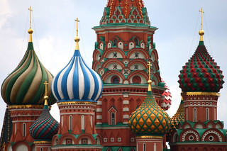 MOSCOW - ST. BASIL'S CATHEDRAL | by Punxsutawneyphil