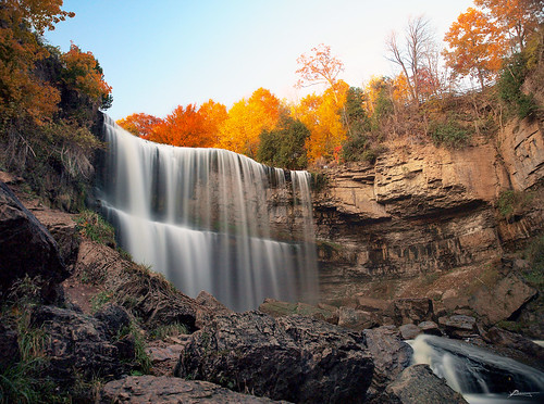 websters falls revisited | by paul bica