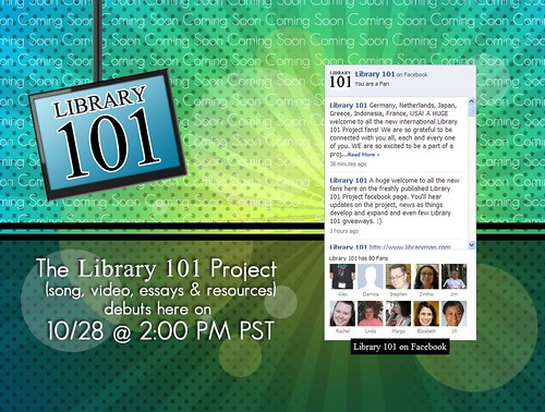 Library 101 Pre-Launch Page | by libraryman