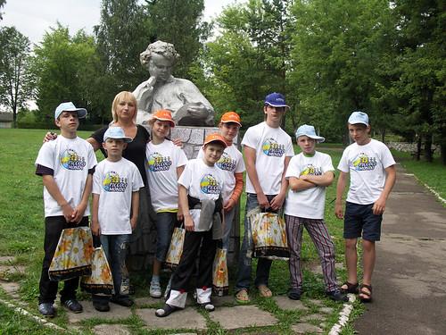 Campeggio bielorusso, solidarietà cesenate