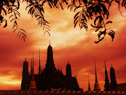 Grand Palace in Bankok, Thailand | by jefrois
