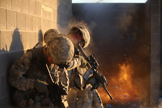 Urban combat exercise | by The U.S. Army