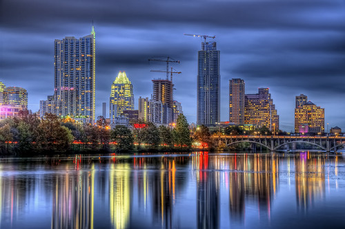 Austin at Dusk | by Evan Gearing (Evan's Expo)