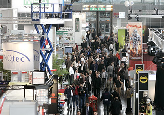 Messebesucher - A+A Messe, Düsseldorf, Germany | by AplusA_TradeFair