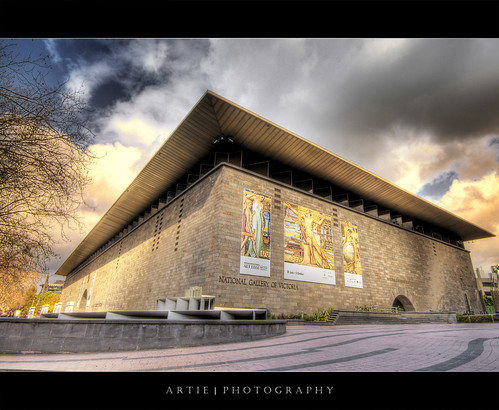 National Gallery of Victoria, Melbourne :: HDR | by :: Artie | Photography :: Travel ~ Oct