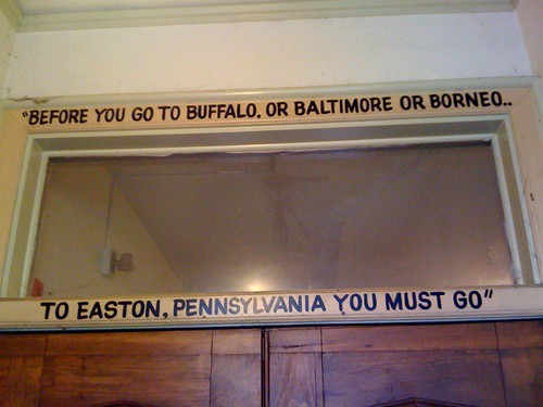 To easton pennsylvania you must go charltonlidu flickr