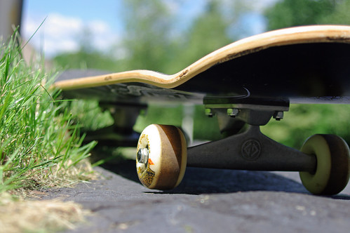 Skateboard | by Katkamin