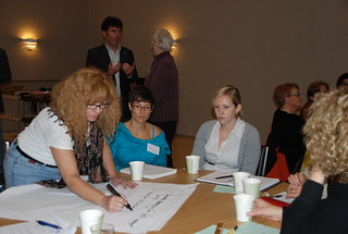 Participants discuss priorities for arts and culture at Paul Dewar's arts summit | by Paul Dewar (NDP)