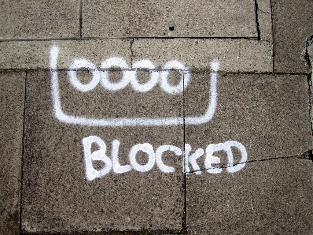 oooo Blocked