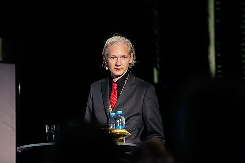 The Subtle Roar of Online Whistle-blowing: Julian Assange | by New Media Days