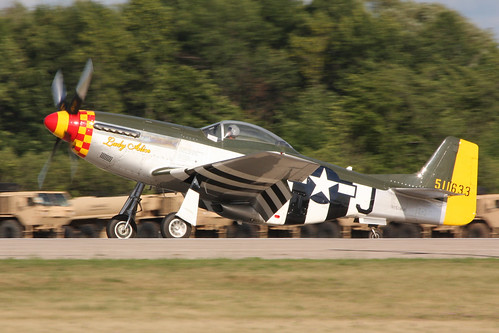 "P-51D Mustang ""Lady Alice"" 