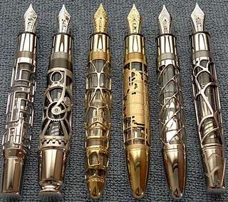 MONTBLANC SKELETONS-2 | by MONTBLANC PEN LOVER -ma0ca-