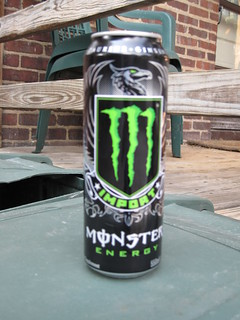 Monster Import Energy Drink Nutrition Facts